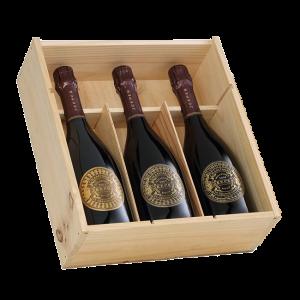 Coffret Champagne Jeeper Millesime